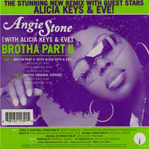 Angie Stone With Alicia Keys & Eve  - Brotha Part II download