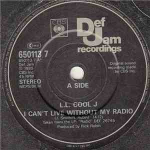 LL Cool J - I Can't Live Without My Radio download