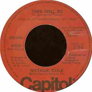 Natalie Cole - This Will Be download