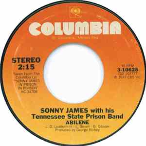 Sonny James With His Tennessee State Prison Band - Abilene / Pistol Packin' Mama download